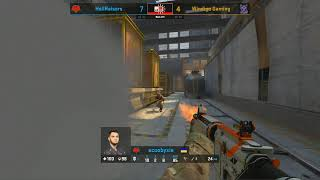 LIVE: CS:GO - G2 Esports vs. Natus Vincere [Overpass] - Group D - ESL EU Pro League Season 10