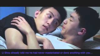[BL] Addicted web series - Guo Hai seduces Bai Lou Yin 2 - eng sub