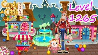 Candy Crush Saga Level 1265 (NO BOOSTERS)