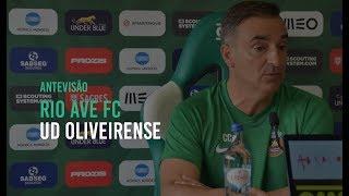 Antevisão: Rio Ave FC x UD Oliveirense