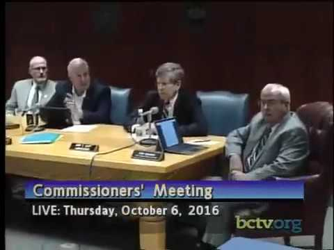 County of Berks Commissioners' Meeting 10-6-16