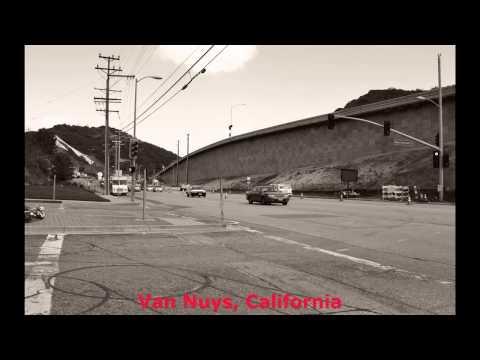 Van Nuys Neighborhood in the City of Los Angeles, California