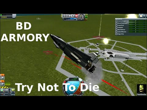 BD Armory Update 052 for Kerbal Space Program Modlight Doovi