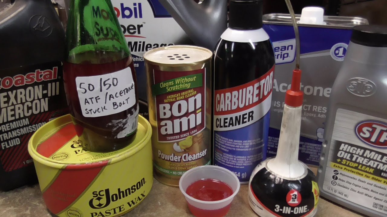 Home Made Gun Cleaning Solutions - CHEAP!