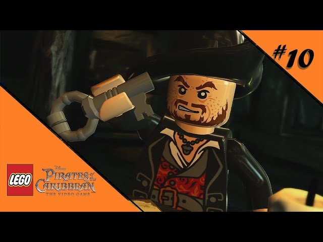 DER KRAKEN ☠ Let's Play LEGO Pirates of the Caribbean #10