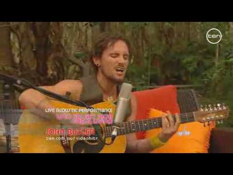 John Butler- Used To Get High live
