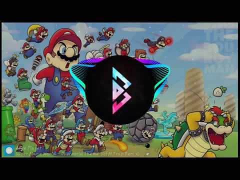 Super Mario World - Overworld Theme(GFM Trap Remix)[1 HOUR]