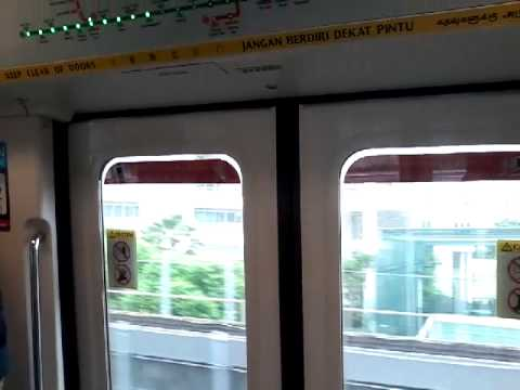 SMRT  EW17  Tiong Bahru To EW19  Queenstown