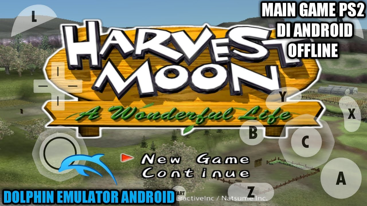 download harvest moon a wonderful life ppsspp