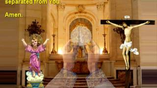 SPIRITUAL COMMUNION (WHEN YOU CAN