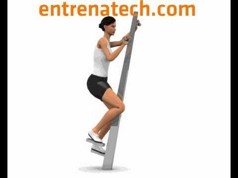 Ejercicios para bajar de peso con escaladora mecanica