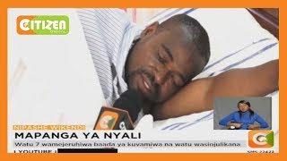 Watu 7 wamejeruhiwa baada ya kuvamiwa na watu wasiojulikana Mombasa