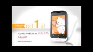 ALCATEL ONE TOUCH 918 Hello Kitty - Smartphone