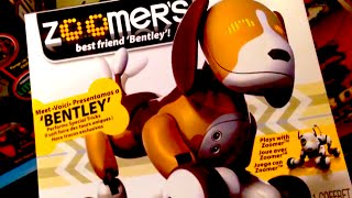 Zoomer Bentley [best Friend Bentley] By Spin Master Toy Review