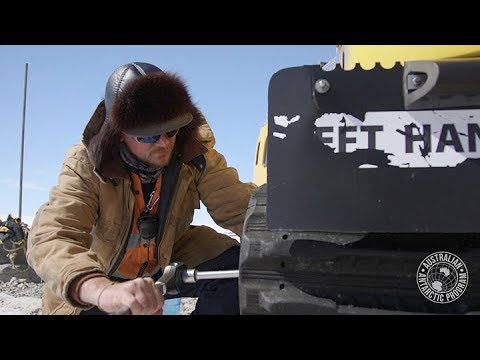 Live and work in Antarctica | Mechanical Trades