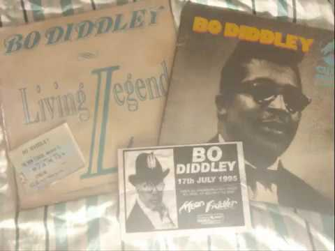 Bo Diddley radio documentary
