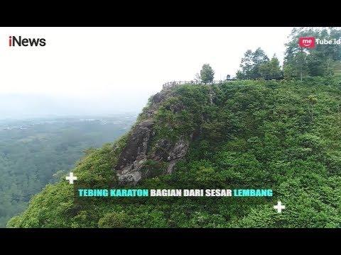 Uniknya Sesar Lembang Dan Tebing Keraton, Pemisah Lembang Dengan Bandung - Geopark Indonesia 22/07
