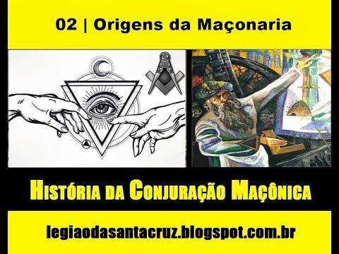 HCM - #02 | Origens da Maçonaria