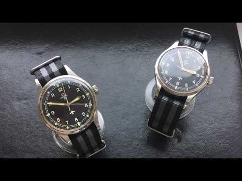 1953 OMEGA RAF MILITARY -  2777-1 SC - UK Specialist Watches