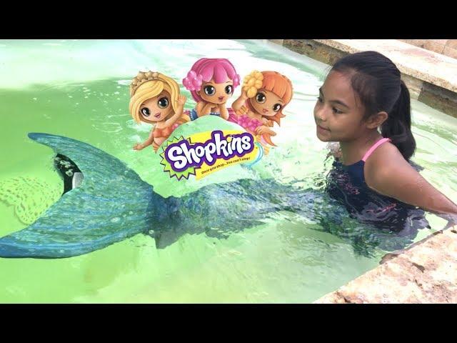 Mermaid Magic Fizz N SURPRISE Œufs Surprise * NEUF * Mermaid Magic 4 Pack Âge 3
