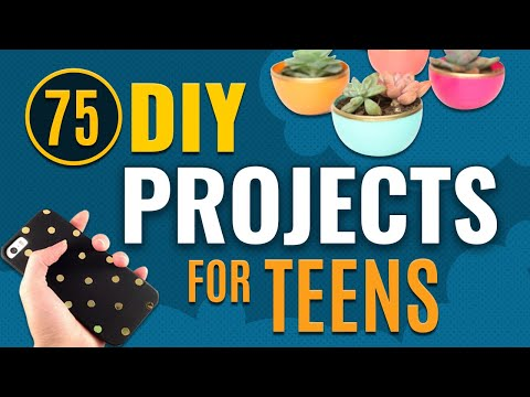 75-diy-projects-for-teens---cool-teen-crafts-ideas
