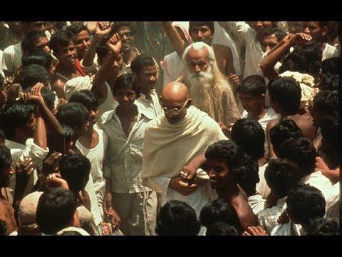 Gandhi trailers