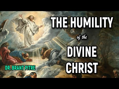 The Humility of the Divine Christ