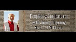 Dr  Jimmy DeYoung | Arabs, Islam, and the Coming Middle East Conflict