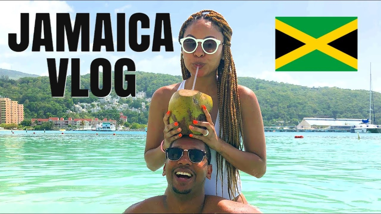 BEST VACATION EVER - JAMAICA | MOON PALACE | TRAVEL VLOG
