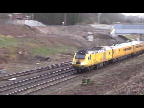 Freight And More  At Severn Tunnel Junction And Caldicot