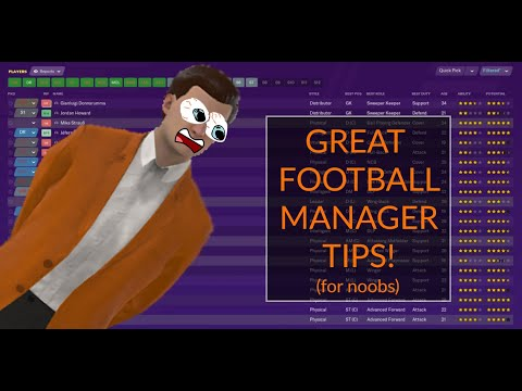 FM TUTORIAL: How to DOMINATE on Football Manager   Everything You NEED to Know to Win Trophies