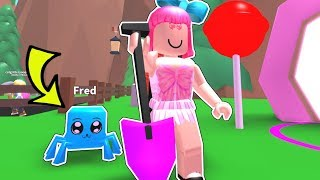 Roblox: CUTEST PET CHALLENGE!! - MINING SIMULATOR [1]