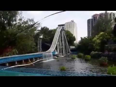 Wahana Niagara gara Dufan Ancol - YouTube  Wahana Niagara ...