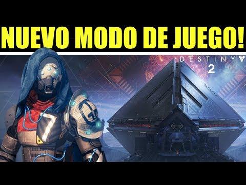 Destiny 2: NUEVO MODO DE JUEGO, Más Previews y Xur con ALA VIGILANTE!