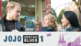 Deutsch lernen (B1/B2)   Jojo sucht das Glück – Staffel 1 Folge 5