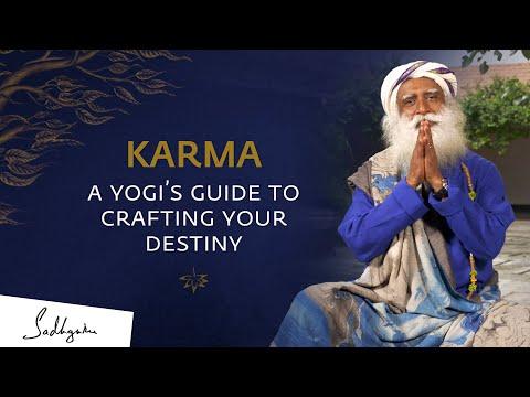 Karma: A Yogi's Guide to Crafting your Destiny. #Karma #CraftYourDestiny #KarmaBook