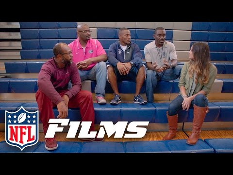 Several Former NFL Players Join Together in Coaching | NFL Films Presents