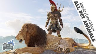 Assassin's Creed Odyssey: Beastmaster Tame All Pet Animals