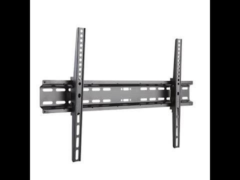 How To Install 37 Quot 70 Quot Tilt Slim Tv Wall Mount For Led