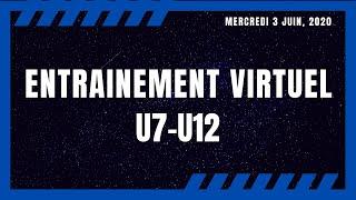 ENTRAINEMENT VIRTUEL (U7-U12)  CS LASALLE