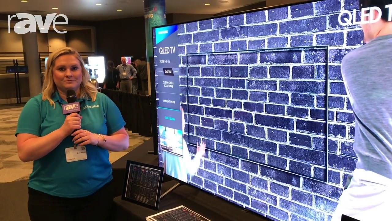 E4 AV Tour: Samsung Presents 75