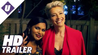 Late Night - Official Trailer 2 | Mindy Kaling, Emma Thompson