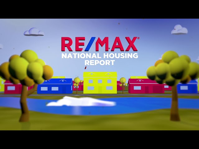 RE/MAX National Housing Report October 2020