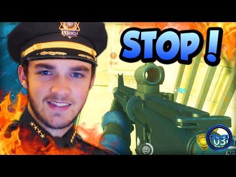 """STOP - POLICE!"" (Battlefield Hardline Gameplay w/ Ali-A)"