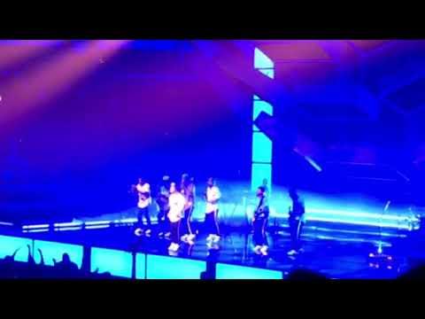 Bruno Mars United Center Chicago 8-16-2017