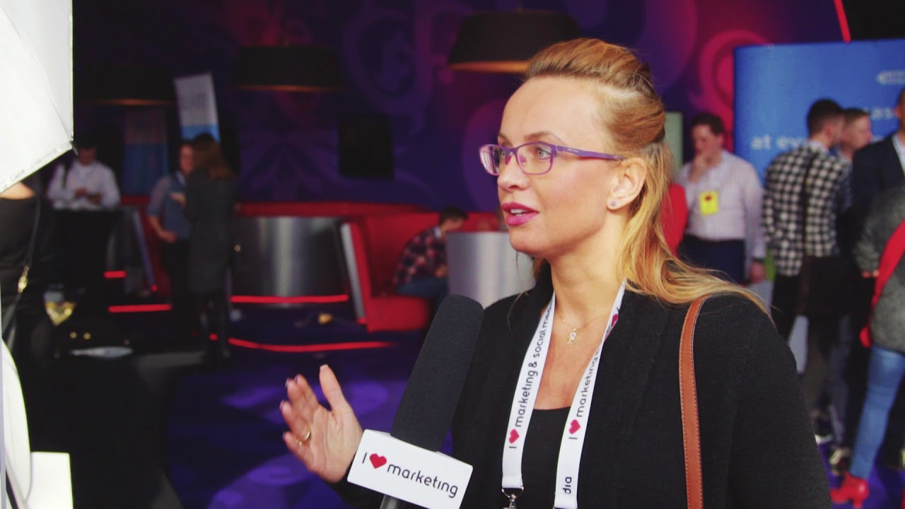 Opinia uczestniczki konferencji #ilovemkt