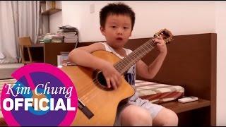 Hoàng Minh drum (Những ngày đầu chập chững tập Guitar)