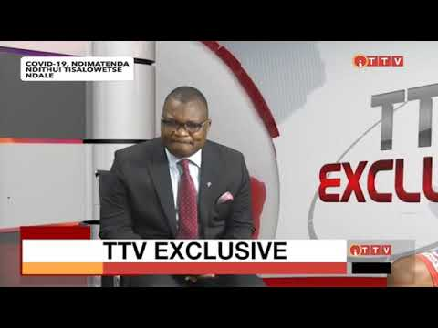 DAUD SULEMAN on TIMES EXCLUSIVE with BRIAN BANDA...SATURDAY,