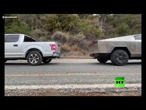 Tesla Cyberyruck vs Ford F150: Who will win?