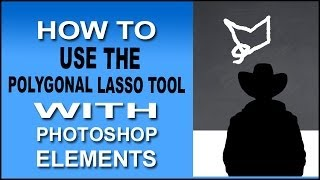 Photoshop Elements Polygonal Lasso Tool